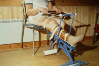 Träningsredskap sjukgymastik
