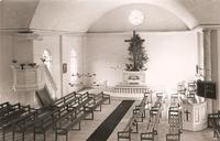 Kyrkan. 1950-tal. Interiör. Ej postg Asida.jpg