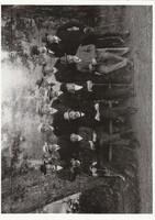 Personal på Sätra Brunn sommaren 1908