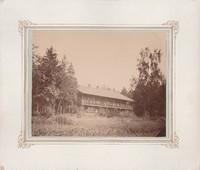 Skogsbo 1900-tal. Bild 1
