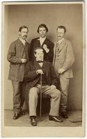 Personal på Sätra Brunn sommaren 1867