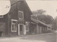 Sätra Brunn. Ofvandahls. E Andersson konditori. 1890-tal. Foto märkt 20..jpg